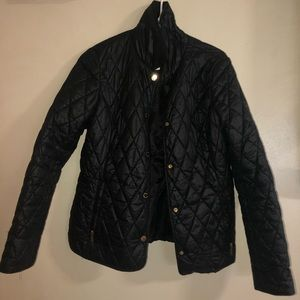 BLACK MICHEAL KORS JACKET SIZE SMALL
